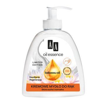 AA – Kremowe mydło do rąk Oil Essence (285 ml)