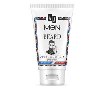 AA Men Beard Żel do precyzyjnego golenia brody 100 ml