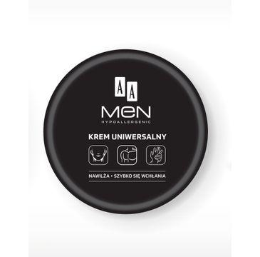 AA Men – Krem uniwersalny twarz ręce ciało (125 ml)