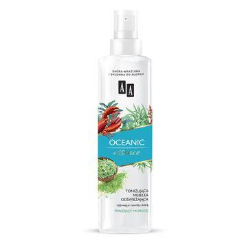 AA Oceanic Essence oceaniczna mgiełka tonizująco-odświeżająca (250 ml)