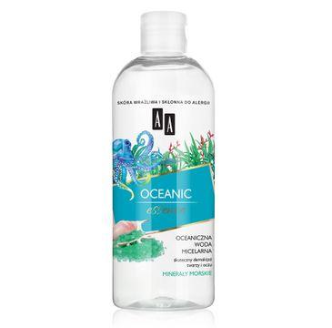 AA Oceanic Essence oceaniczna woda micelarna (400 ml)