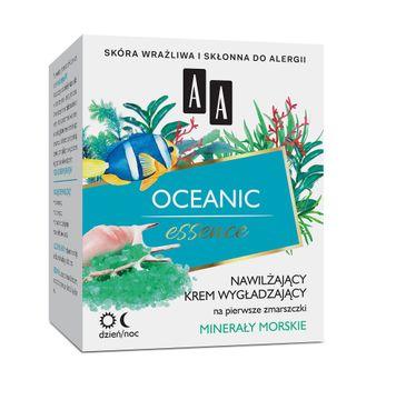 AA Oceanic Essence oceaniczny krem nawilżająco-wygładzający dzień/noc (50 ml)
