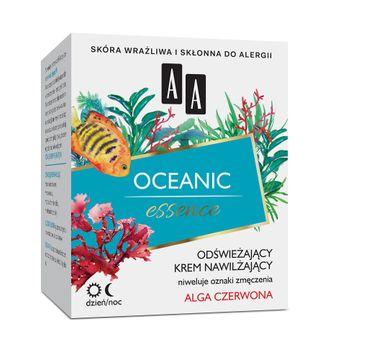 AA Oceanic Essence oceaniczny krem odświeżająco-nawilżający dzień/noc (50 ml)