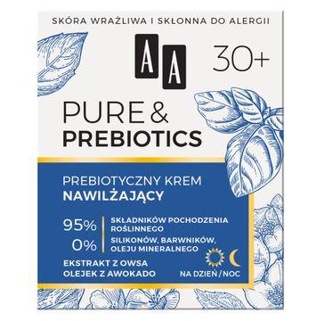 AA Pure&Prebiotics 30+ prebiotyczny krem nawilżający (50 ml)