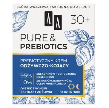 AA Pure&Prebiotics 30+ prebiotyczny krem odżywczo-kojący (50 ml)