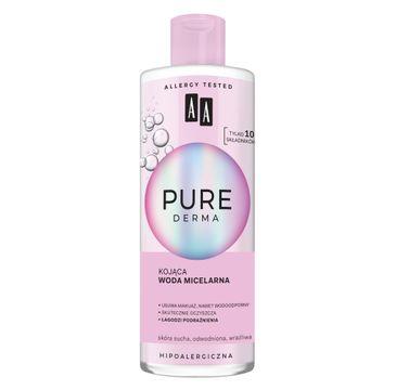 AA Pure Derma Kojąca woda micelarna (400 ml)