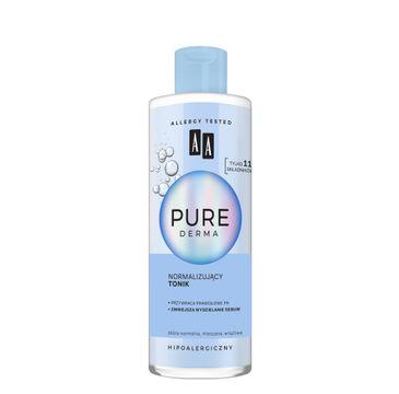 AA Pure Derma normalizujący tonik (200 ml)