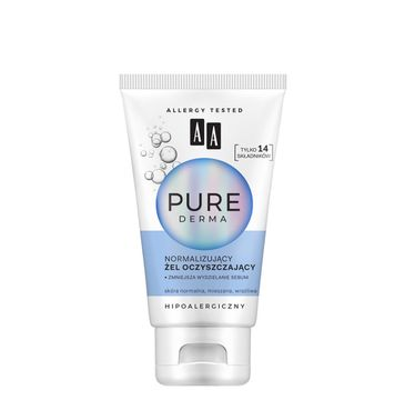 AA Pure Derma Normalizujący żel oczyszczający (150 ml)