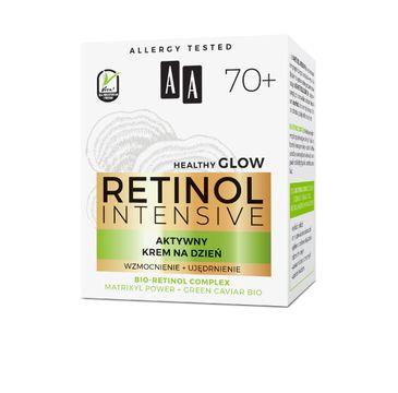 AA – Retinol Intensive 70+ aktywny krem na dzień wzmocnienie+ujędrnienie (50 ml)