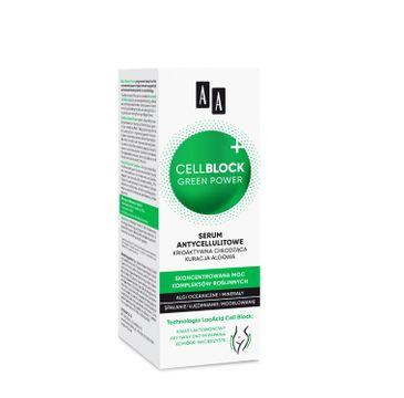 AA serum do ciała, antycellulitowe terapia algowa chłodząca 200 ml