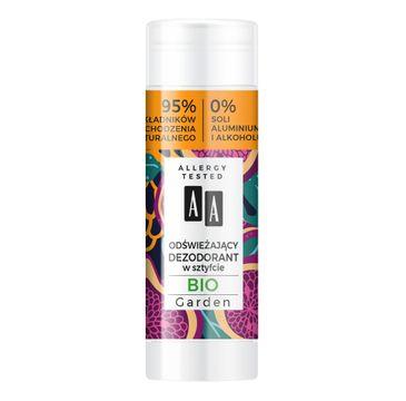 AA Super Fruits & Deo Stick od艣wie偶aj膮cy dezodorant w sztyfcie Gio Garden (25 g)
