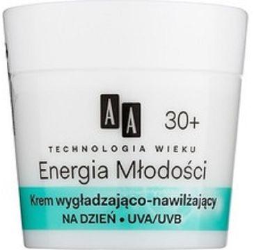 AA Technology Age 30+ Energy Of Youth Day Cream wygładzająco-nawilżający krem na dzień 50ml