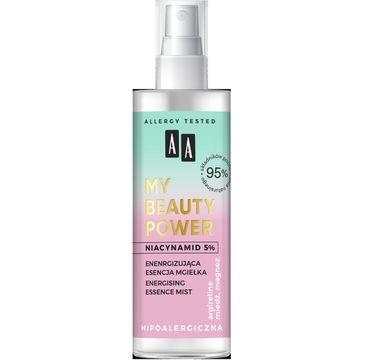 AA My Beauty Power Niacynamid 2.5% Esencja-mgiełka energizująca (100 ml)