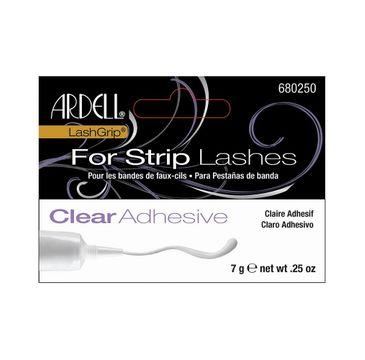 Ardell – Lash Grip For Strip Lashes klej do rzęs Clear (7 g)