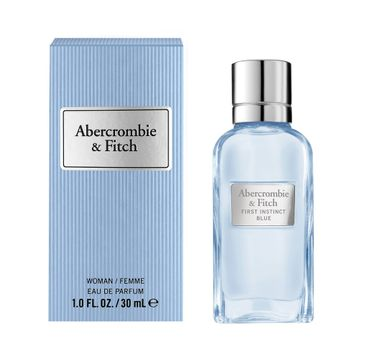 Abercrombie&Fitch – First Instinct Blue Woman woda perfumowana spray (30 ml)
