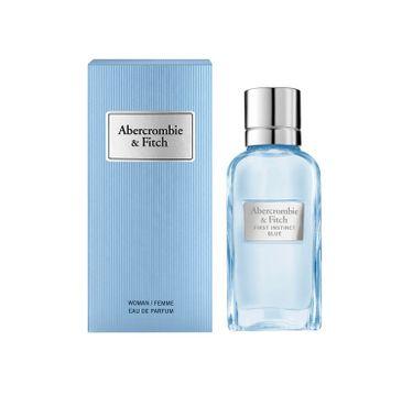 Abercrombie&Fitch First Instinct Blue Woman woda perfumowana spray (50 ml)
