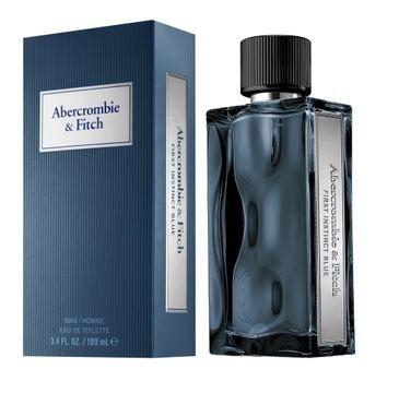 Abercrombie&Fitch First Instinct Blue Man woda toaletowa spray 100ml