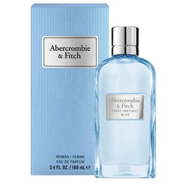 Abercrombie&Fitch First Instinct Blue Woman woda perfumowana spray 100ml