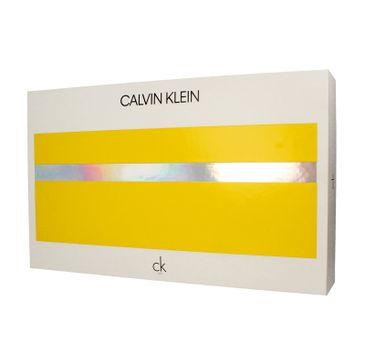 Calvin Klein CK One - zestaw prezentowy woda toaletowa (200 ml + 15 ml) + balsam (200 ml) + żel (100 ml)