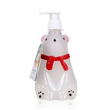 Accentra – Santa & Co Hand Soap mydło do rąk z dozownikiem Miś Polarny (300 ml)