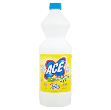 Ace Wybielacz do białych i kolorowych tkanin Lemon (1000 ml)