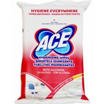 Ace Chusteczki nawilżane z alkoholem (1 op. - 40 szt.)