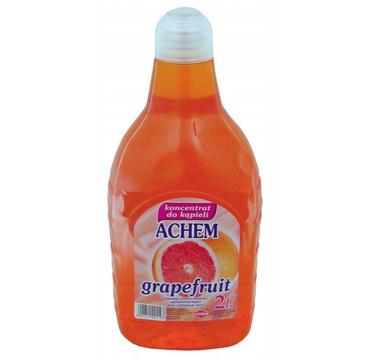 Achem koncentrat do kąpieli Grapefruit (2 l)