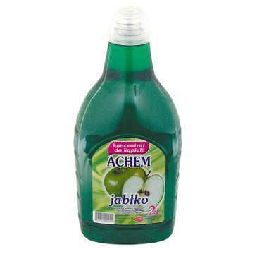 Achem Koncentrat do kąpieli o zapachu jabłka (2000 ml)