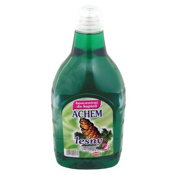 Achem koncentrat do kąpieli - zapach leśny (2000 ml)