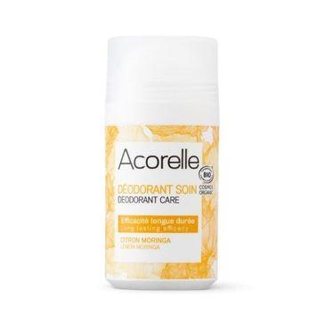 Acorelle Dezodorant w kulce Cytryna i Moringa (50 ml)