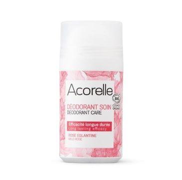 Acorelle Dezodorant w kulce Dzika Róża (50 ml)