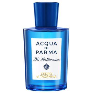 Acqua di Parma Blu Mediterraneo Cedro Di Taormina woda toaletowa spray 75ml