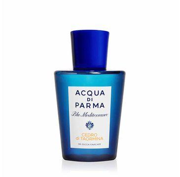 Acqua di Parma Blu Mediterraneo Cedro Di Teormina żel pod prysznic 200ml