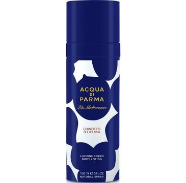 Acqua di Parma Blu Mediterraneo Chinotto Di Liguria balsam do ciała 150ml