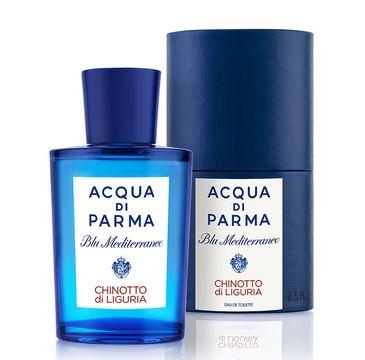 Acqua di Parma Blu Mediterraneo Chinotto Di Liguria woda toaletowa spray (75 ml)
