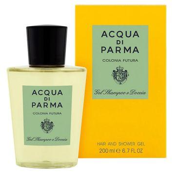 Acqua di Parma Colonia Futura żel pod prysznic (200 ml)