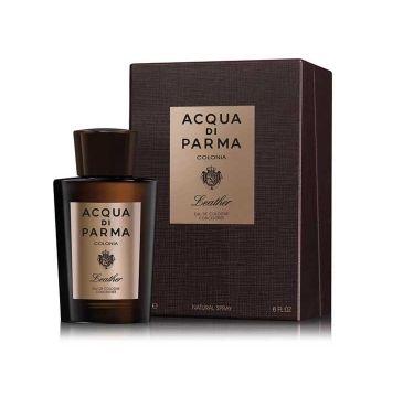 Acqua di Parma Colonia Leather Concentree woda kolońska spray 180ml