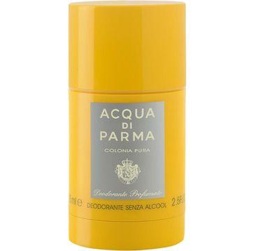 Acqua di Parma Colonia Pura dezodorant sztyft 75ml