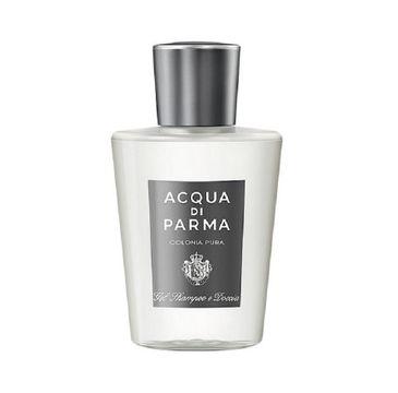 Acqua di Parma Colonia Pura  żel pod prysznic + szampon 100ml