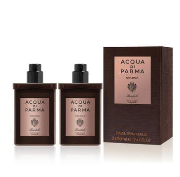 Acqua di Parma Colonia Sandalo woda kolońska spray Refills  (2 x 30 ml)