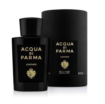 Acqua di Parma Leather woda perfumowana spray (180 ml)