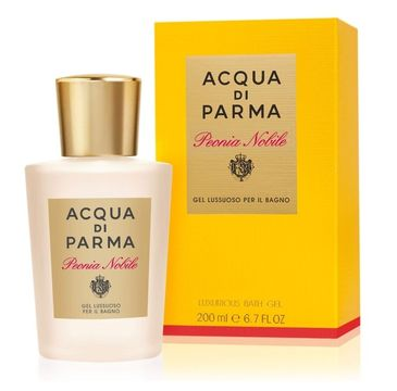 Acqua di Parma Peonia Nobile żel do kąpieli i pod prysznic (200 ml)