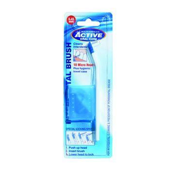 Active Oral Care szczoteczka do zębów + 10 główek 1 szt.