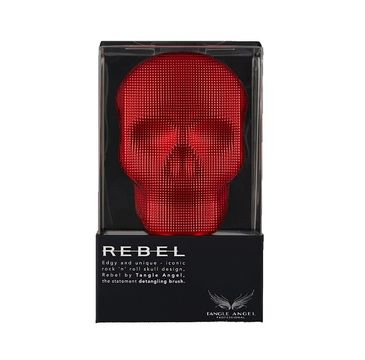 Tangle Angel – Rebel szczotka do włosów Red (1 szt.)