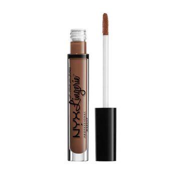 NYX Professional MakeUp Lingerie Liquid Lipstick matowa pomadka w płynie 10 Teddy 4ml