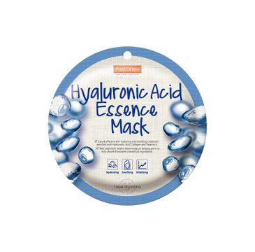 Purederm – Maseczka w płachcie Kwas Hialuronowy Hyaluronic Acid Essence Mask (18 g)