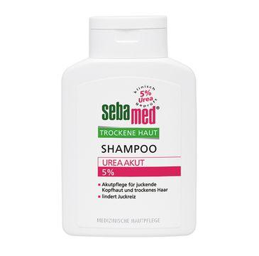 Sebamed Extreme Dry Skin Relief Shampoo 5% Urea kojący szampon do bardzo suchych włosów 200ml
