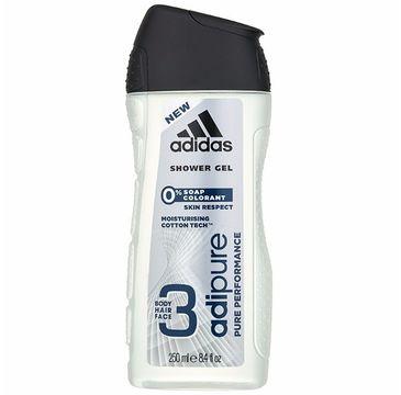 Adidas AdiPure Man żel pod prysznic 250ml