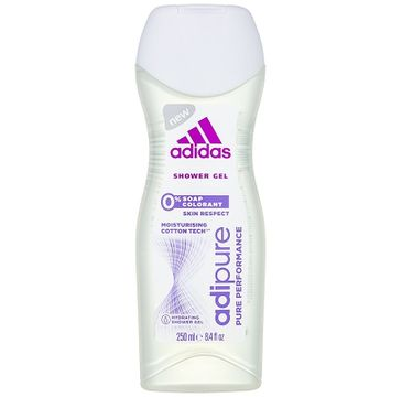 Adidas AdiPure Women żel pod prysznic (250 ml)