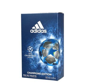 Adidas Champions League UEFA Champion Edition IV woda toaletowa męska 100 ml